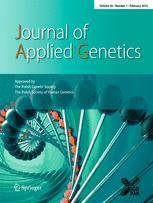 ОПУБЛИКОВАНА СТАТЬЯ В ЖУРНАЛЕ «JOURNAL OF APPLIED GENETICS»