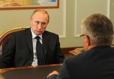 Владимир Путин встретился с ректором СПбГМУ